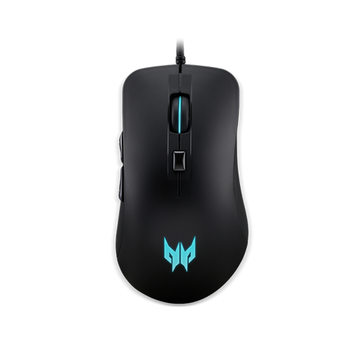 Mouse Optic Acer Predator Cestus 310, RGB LED, USB, Black NP.MCE11.00U 0