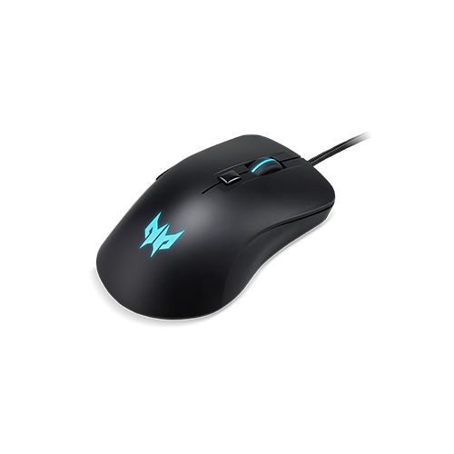 Mouse Optic Acer Predator Cestus 310, RGB LED, USB, Black NP.MCE11.00U 2
