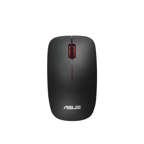 Mouse wireless Asus WT300, Negru/Rosu 0