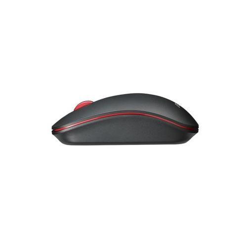 Mouse wireless Asus WT300, Negru/Rosu 1