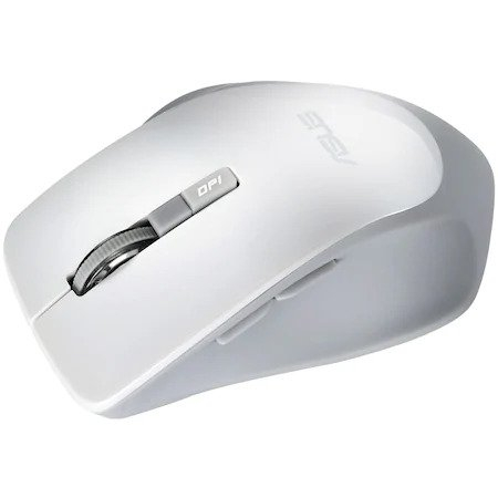 Mouse optic ASUS WT425, 1600 dpi, USB, Alb, 90XB0280-BMU010 3