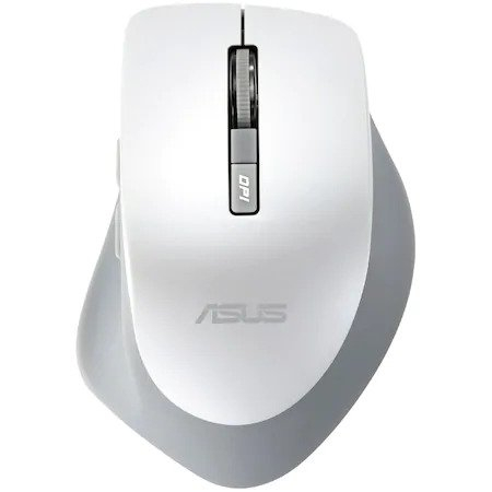 Mouse optic ASUS WT425, 1600 dpi, USB, Alb, 90XB0280-BMU010 0