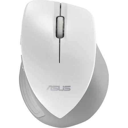Mouse optic ASUS WT465, Wireless, USB, Alb, 90XB0090-BMU050 0