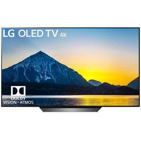 Televizor OLED Smart LG, 164 cm, OLED65B8PLA, 4K Ultra HD 0