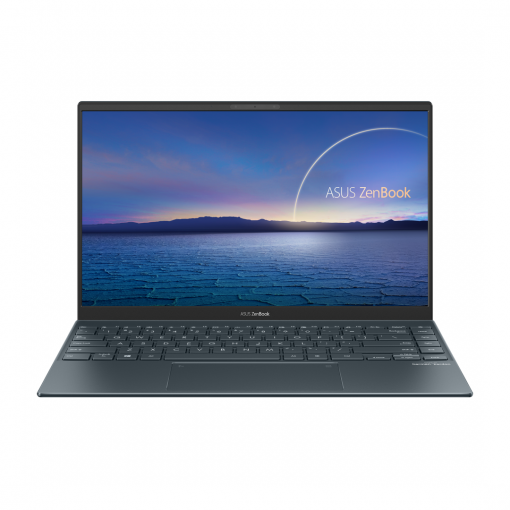Ultrabook ASUS ZenBook 14 UX425EA-BM013T Intel Core (11th Gen) i5-1135G7 512GB SSD 8GB Intel Iris Xe FullHD Win10 Tast. ilum. Pine Grey 0