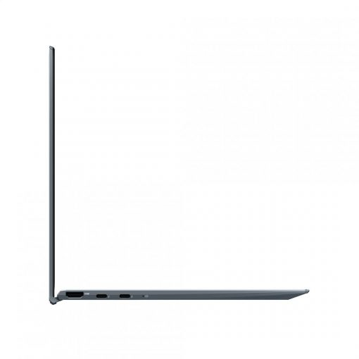 Ultrabook ASUS ZenBook 14 UX425EA-BM013T Intel Core (11th Gen) i5-1135G7 512GB SSD 8GB Intel Iris Xe FullHD Win10 Tast. ilum. Pine Grey 4