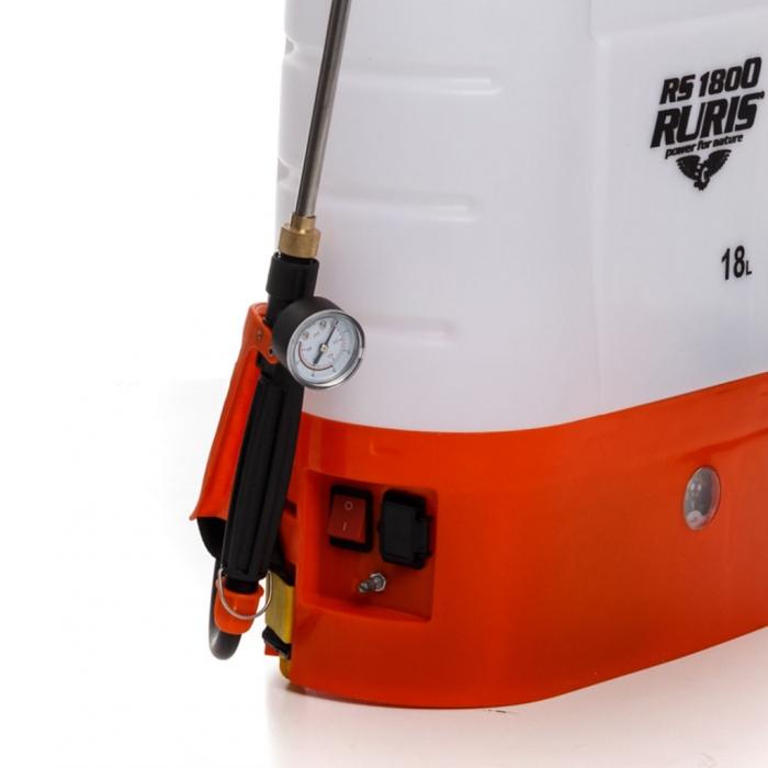 Pulverizator electric RURIS RS 1800 [2]