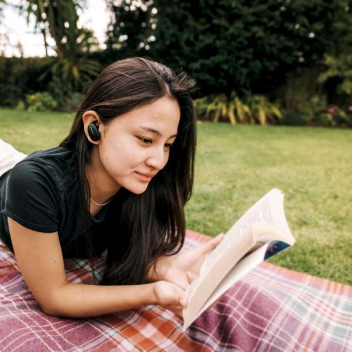 Casti In Ear true wireless cu anularea zgomotului Bose Quiet Comfort Earbuds Black [7]