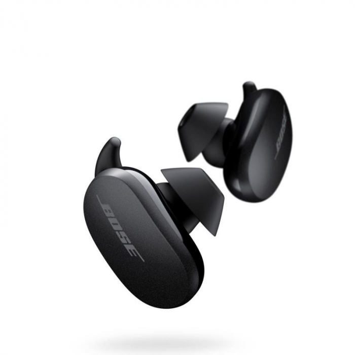 Casti In Ear true wireless cu anularea zgomotului Bose Quiet Comfort Earbuds Black 3
