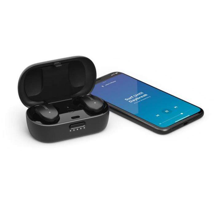 Casti In Ear true wireless cu anularea zgomotului Bose Quiet Comfort Earbuds Black [4]