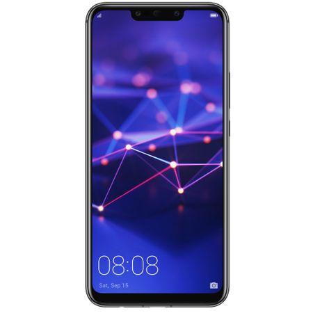 Telefon mobil Huawei Mate 20 Lite, Dual SIM, 64GB, 4G, Black 0