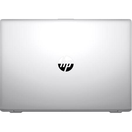 "Laptop HP ProBook 450 G5 cu procesor Intel® Core™ i5-8250U pana la 3.40 GHz, Kaby Lake R, 15.6"", Full HD, 8GB, 1TB, NVIDIA GeForce 930MX 2GB, Free DOS, Silver"