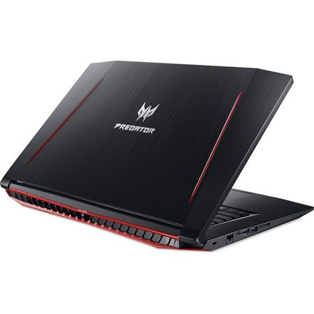 "Laptop Gaming Acer Predator Helios 300 PH317-53  NH.Q5PEX.02D cu procesor Intel® Core™ i7-9750H , 17.3"", 16GB, 1TB HDD, NVIDIA GeForce GTX 1660Ti 6GB, W10H 4"