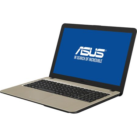 "Laptop ASUS X540MA-GO360 cu procesor Intel® Celeron® N4000 pana la 2.60 GHz, 15.6"", 4GB, 256GB SSD, DVD-RW, Intel® UHD Graphics 600, Endless OS, Chocolate Black 5"