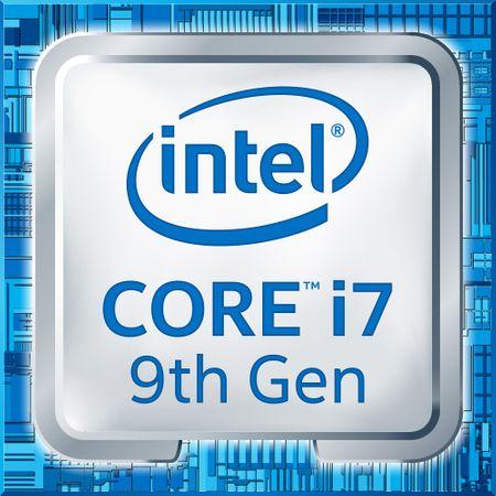 "Laptop Gaming Acer Nitro 5 AN515-54-783J cu procesor Intel® Core™ i7-9750H pana la 4.50 GHz Coffee Lake, 15.6"", Full HD, 8GB, 512GB SSD, NVIDIA GeForce GTX 1650 4GB, Linux, Obsidian Black 3"