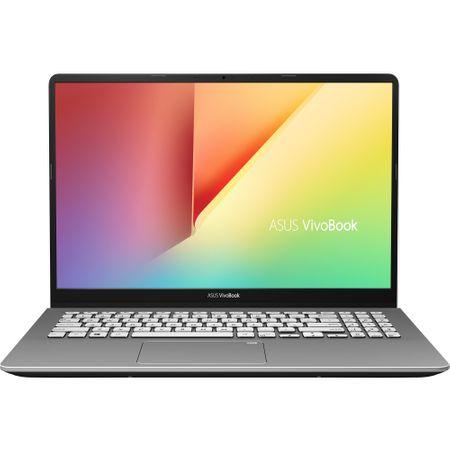"Lapto ASUS VivoBook S15 S530UA-BQ211 cu procesor Intel® Core™ i7-8550U pana la 4.00 GHz, Kaby Lake R, 15.6"", Full HD, 8GB, 256GB SSD, Intel® UHD Graphics 620, Free DOS, Gun Metal 1"