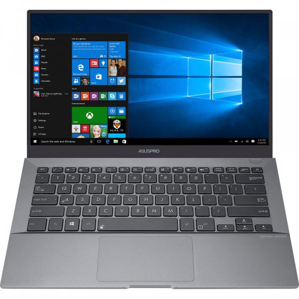 "Laptop ultraportabil ASUS Pro 9440UA-GV0051R cu procesor Intel® Core™ i7-7500U 2.70 GHz, Kaby Lake, 14"", FHD, 16GB, 512GB SSD, Intel® HD Graphics 620, Microsoft Windows 10 Pro, Grey 1"