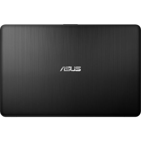 "Laptop ASUS VivoBook 15 X540MA-GO550 cu procesor Intel® Celeron® N4000 pana la 2.60 GHz, 15.6"", 4GB, 256GB SSD, Intel® UHD Graphics 600, Endless OS, Chocolate Black, No ODD 2"
