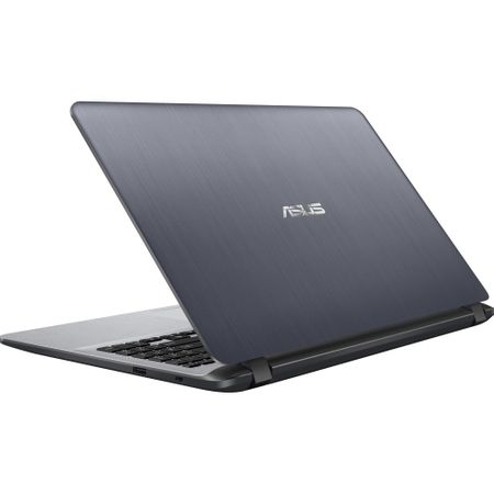 "Laptop ASUS X507UA-EJ828 cu procesor Intel® Core™ i3-7020U 2.30 GHz, Kaby Lake, 15.6"", Full HD, 4GB, 256GB SSD, Intel® HD Graphics 620, Endless OS, Star Grey 4"