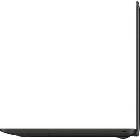 "Laptop ASUS X540UB-DM717T cu procesor Intel® Core™ i3-7020U 2.30 GHz, Kaby Lake, 15.6"", Full HD, 4GB, 1TB, DVD-RW, NVIDIA GeForce MX110 2GB, Endless OS, Chocolate Black 5"