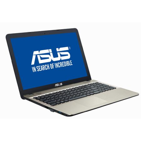 "Resigilat - Laptop ASUS A541NA-GO180 cu procesor Intel® Celeron® N3350 pana la 2.40 GHz, 15.6"", 4GB, 500GB, DVD-RW, Intel® HD Graphics 500, Endless OS, Chocolate Black 2"