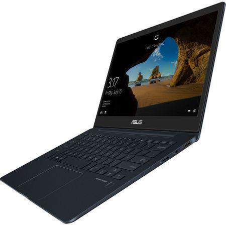 "Laptop ultraportabil ASUS ZenBook 13 UX331FAL-EG006T cu procesor Intel® Core™ i5-8265U pana la 3.90 GHz, Whiskey Lake, 13.3"", Full HD, 8GB, 256GB SSD, Intel® UHD Graphics 620, Microsoft Windows 10, Deep Dive Blue 10"