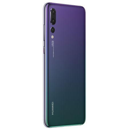 Telefon mobil Huawei P20 Pro, Dual SIM, 128GB, 6GB RAM, 4G, Twilight 2