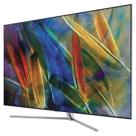 Televizor QLED Smart Samsung, 189 cm, 75Q7F, 4K Ultra HD 10