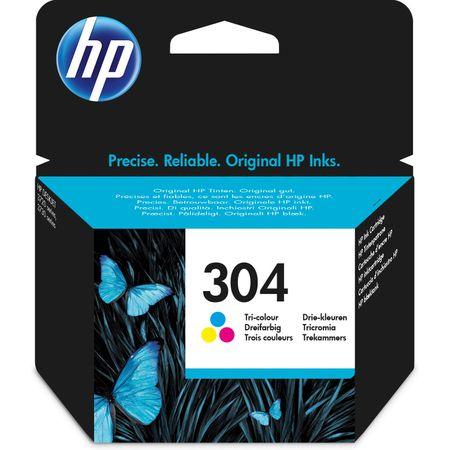 HP 304 Tricolor N9K05AE 0