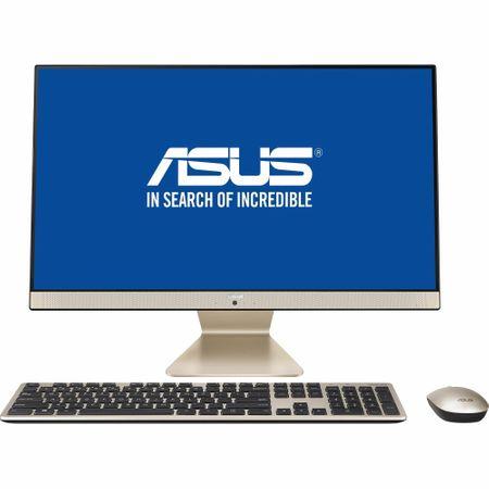 "Sistem All-in-One ASUS Vivo V241FAK-BA040D cu procesor Intel® Core™ i3-8145U pana la 3.90 GHz, Whiskey Lake, 23.8"", Full HD, 8GB, 256GB M.2 SSD, Intel® UHD Graphics 620, Endless OS, Mouse + Tastatura 0"