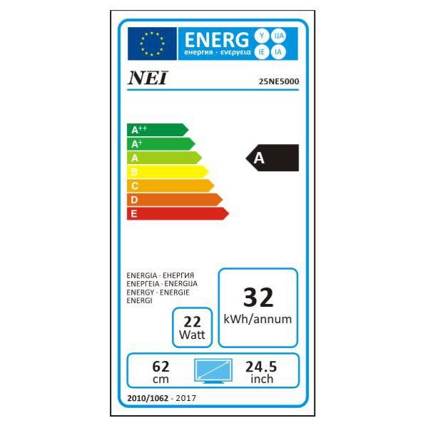 Televizor LED NEI, 6Televizor LED NEI, 62cm, 25NE5010, Full HD2cm, 25NE5000, Full HD 4