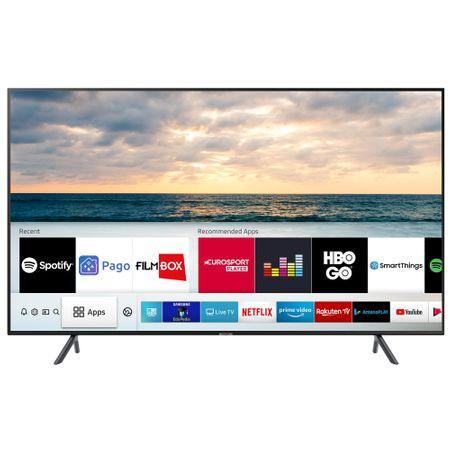 Televizor LED Smart Samsung, 138 cm, 55RU7102, 4K Ultra HD 0