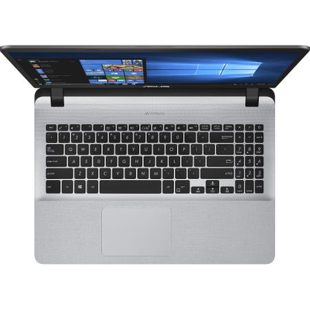 "Laptop ASUS X507UA-EJ782R cu procesor Intel® Core™ i5-8250U pana la 3.40 GHz, Kaby Lake R, 15.6"", Full HD, 8GB, 256GB SSD, Intel® UHD Graphics 620, Microsoft Windows 10 Pro, Grey 1"