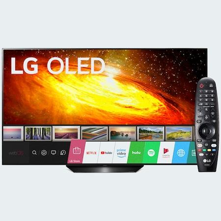 Televizor LG OLED65BX3LB, 164 cm, Smart, 4K Ultra HD, OLED, Clasa G [0]