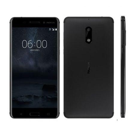 Telefon Mobil Nokia 6, Dual Sim, 32 GB, Black (6438409004598) 2