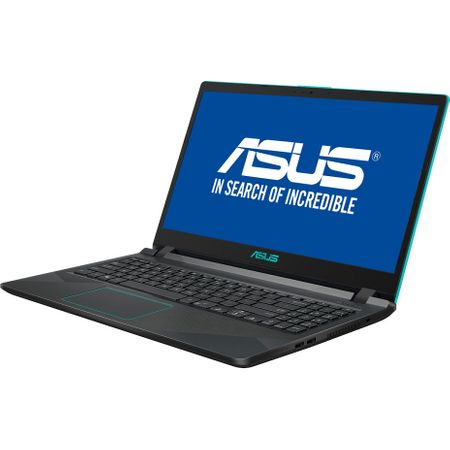 "Laptop ASUS  X560UD-BQ017 cu procesor Intel® Core™ i7-8550U pana la 4.00 GHz, Kaby Lake R, 15.6"", Full HD, 8GB, 1TB + 128GB SSD, NVIDIA GeForce GTX 1050 4GB, Free DOS, Black 3"