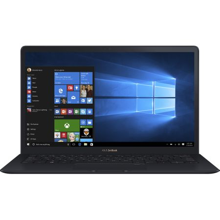 "Laptop ASUS ZenBook S UX391FA-AH010R cu procesor Intel® Core™ i7-8565U pana la 4.60 GHz, Whiskey Lake, 13.3"", Full HD, 16GB, 512GB SSD, Intel® UHD Graphics 620, Microsoft Windows 10 Pro, Deep Dive Blue 0"