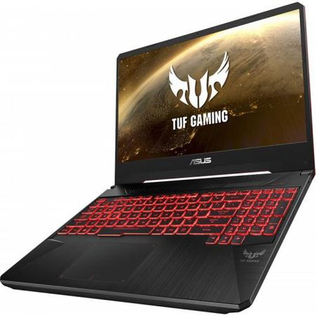 "Laptop Gaming ASUS TUF Gaming FX505DT-AL027, 15.6"" FHD, IPS, AMD Ryzen 7 3750H (4M+2M Cache, up to 4.0 GHz, 4 CORE), NVIDIA GeForce GTX 1650 4GB GDDR5, 8GB DDR4, SSD 512GB, NO ODD, NO OS 3"