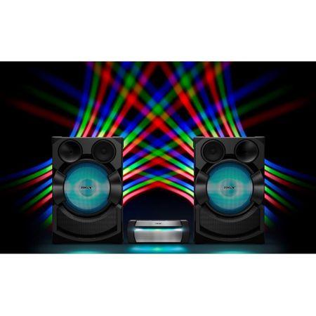 Resigilat - Sistem Audio Sony SHAKE-X70 High Power, Bluetooth, NFC, Party music 2