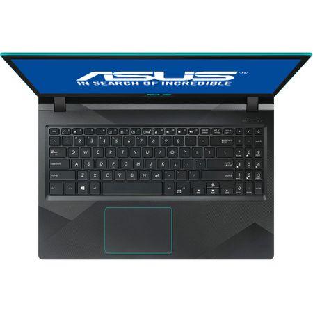 "Laptop ASUS  X560UD-BQ017 cu procesor Intel® Core™ i7-8550U pana la 4.00 GHz, Kaby Lake R, 15.6"", Full HD, 8GB, 1TB + 128GB SSD, NVIDIA GeForce GTX 1050 4GB, Free DOS, Black 4"