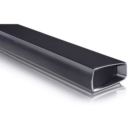 Soundbar LG SJ2, 160W, 2.1, Bluetooth, Negru 8