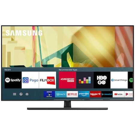 Televizor Samsung 75Q70T, 189 cm, Smart, 4K Ultra HD, QLED, Clasa A 0