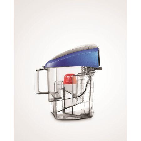 Resigilat - Aspirator fara sac Beko BKS5422D, 1.8 l, 1200 W, Filtru HEPA, Albastru 3