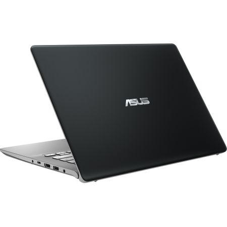 "Laptop ultraportabil ASUS VivoBook S14 S430FA-EB008T cu procesor Intel® Core™ i5-8265U pana la 3.90 GHz, Whiskey Lake, 14"", Full HD, 8GB, 256GB SSD, Intel® UHD Graphics 620, Microsoft Windows 10, Gun Metal 13"