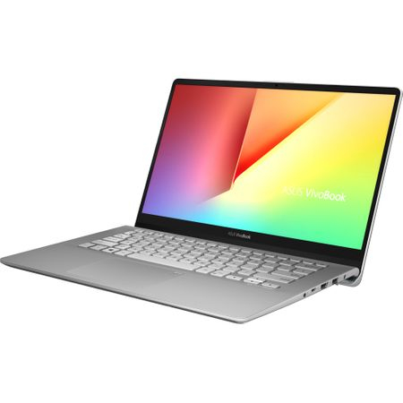 "Laptop ultraportabil ASUS VivoBook S14 S430FA-EB008T cu procesor Intel® Core™ i5-8265U pana la 3.90 GHz, Whiskey Lake, 14"", Full HD, 8GB, 256GB SSD, Intel® UHD Graphics 620, Microsoft Windows 10, Gun Metal 2"