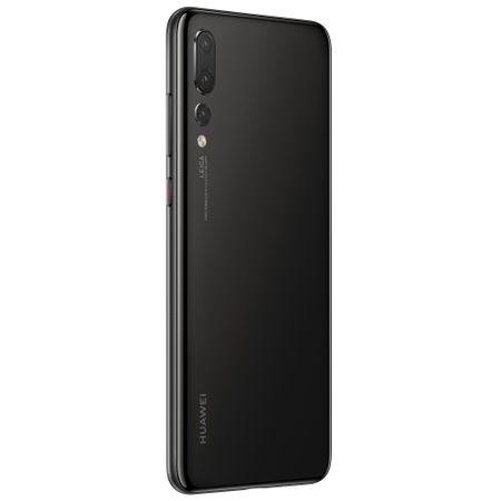 Telefon mobil Huawei P20 Pro, Dual SIM, 128GB, 6GB RAM, 4G, Black 3