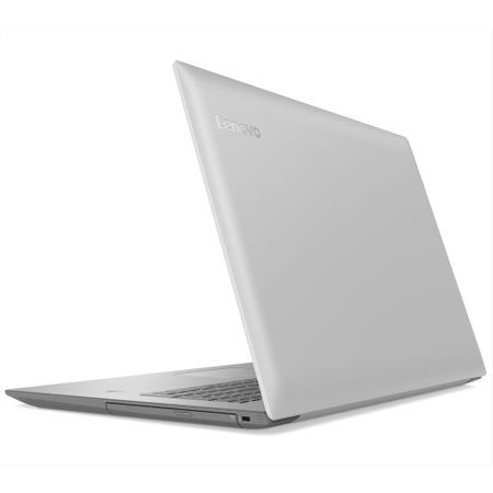 "Laptop Lenovo IdeaPad 320-17IKB (80XM005DRI) cu procesor Intel® Core™ i5-7200U 2.50GHz, Kaby Lake, 17.3"", HD+, 4GB, 1TB, DVD-RW, nVIDIA GeForce 940MX 4GB, Free DOS, Platinum Grey 2"