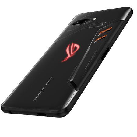 Telefon mobil Asus ROG Phone ZS600KL, Dual SIM, 128GB, 8GB RAM, 4G, Black