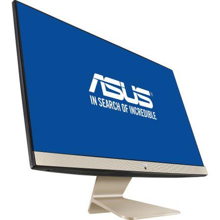 "Sistem All-in-One ASUS Vivo V241FAK-BA040D cu procesor Intel® Core™ i3-8145U pana la 3.90 GHz, Whiskey Lake, 23.8"", Full HD, 8GB, 256GB M.2 SSD, Intel® UHD Graphics 620, Endless OS, Mouse + Tastatura 1"