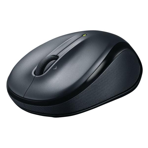 Mouse Logitech M325 Wireless, 1000 dpi, Negru/Gri 1
